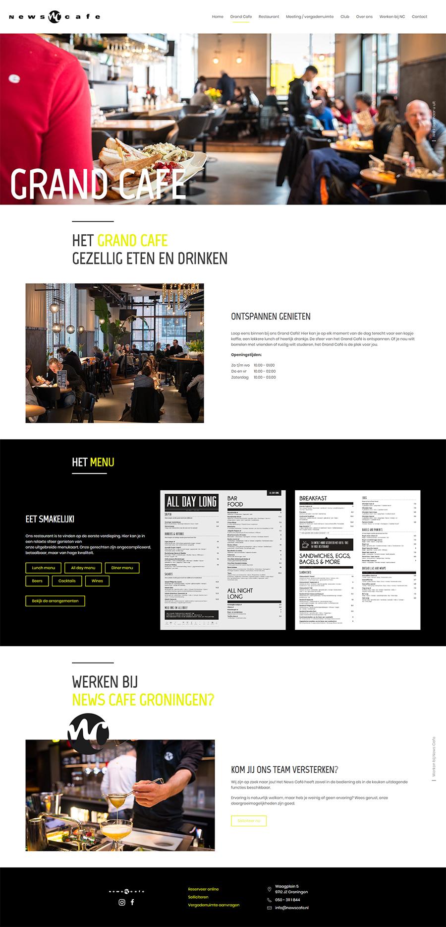 Newscafe Groningen