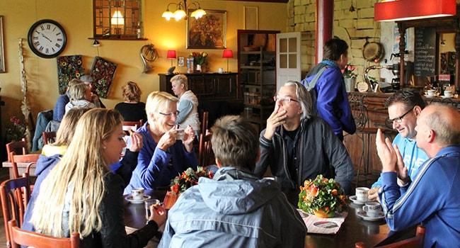 Toertocht Drenthe